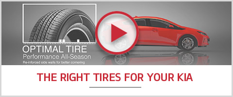 The Right Tires for Your Kia.